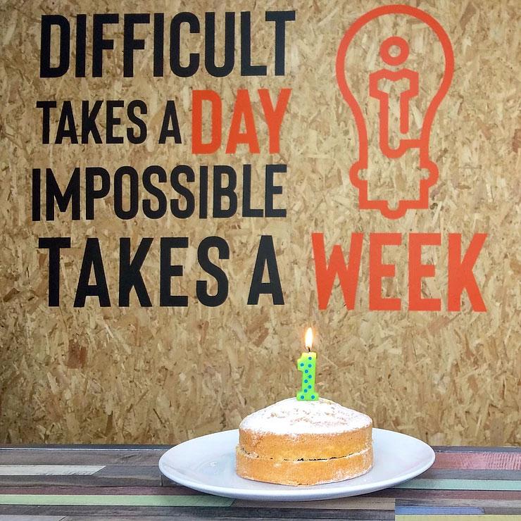 Happy Birthday WasteSURE!